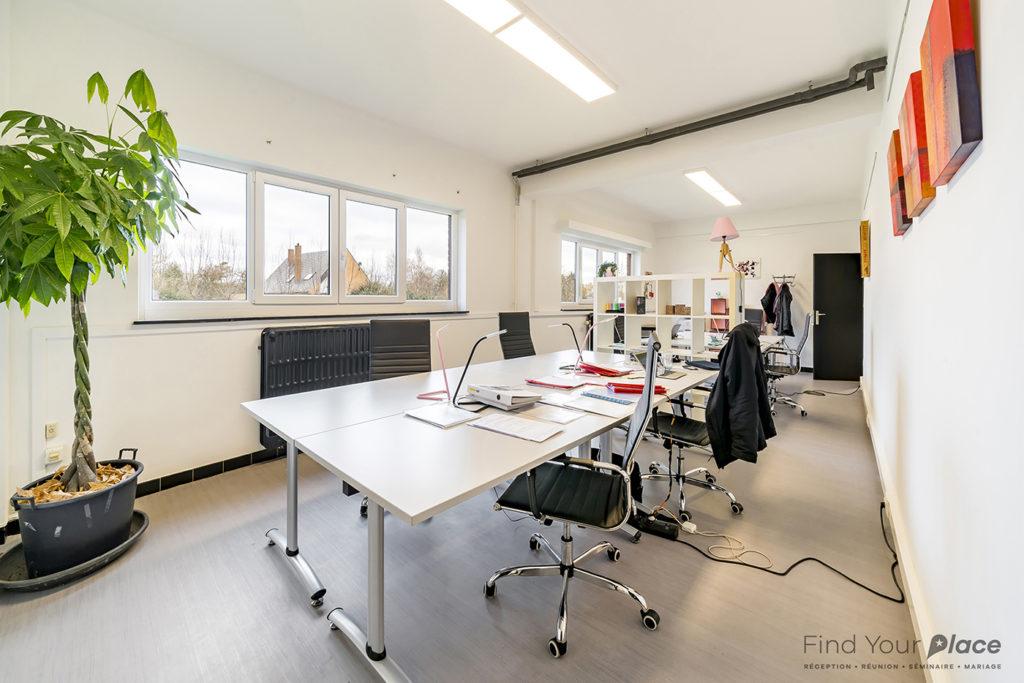 Découvrez le coworking espace de travail partagé de gembloux
